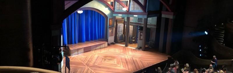 Coca-Cola Stage at Alliance Theatre