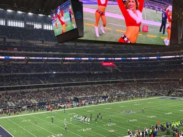 AT&T Stadium, Abschnitt: 241, Reihe: 13, Platz: 3