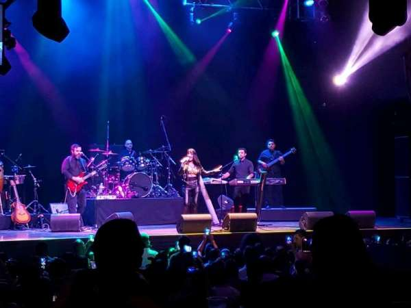House Of Blues - Las Vegas, Abschnitt: GA