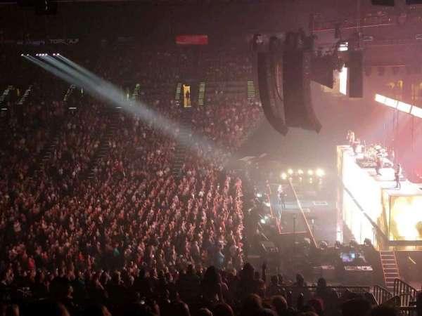 MGM Grand Garden Arena, Abschnitt: 216, Reihe: J