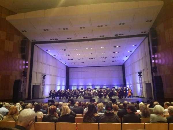 Phoenix Symphony Hall, Abschnitt: A, Reihe: 14, Platz: 7