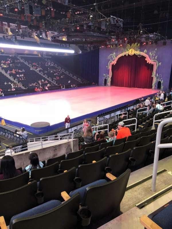 Infinite Energy Arena, Abschnitt: 102, Reihe: Q, Platz: 14
