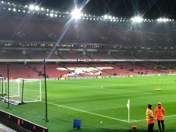 Emirates Stadium, Abschnitt: 5, Reihe: 5, Platz: 155