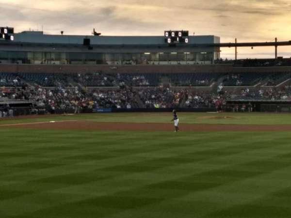 Peoria Sports Complex, Abschnitt: Lawn