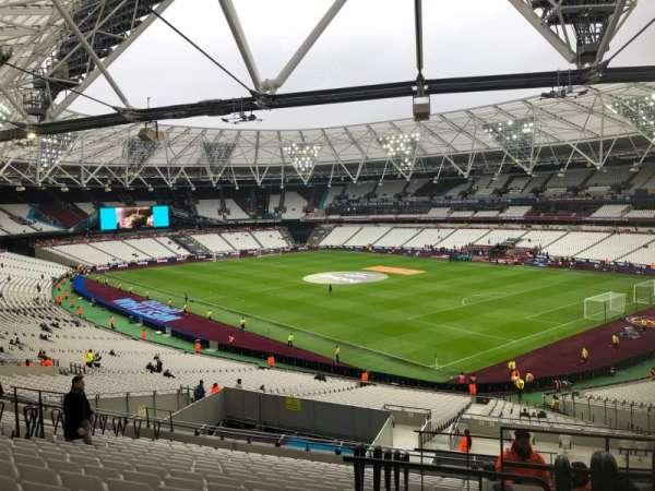 London Stadium, Abschnitt: 243, Reihe: 48, Platz: 218