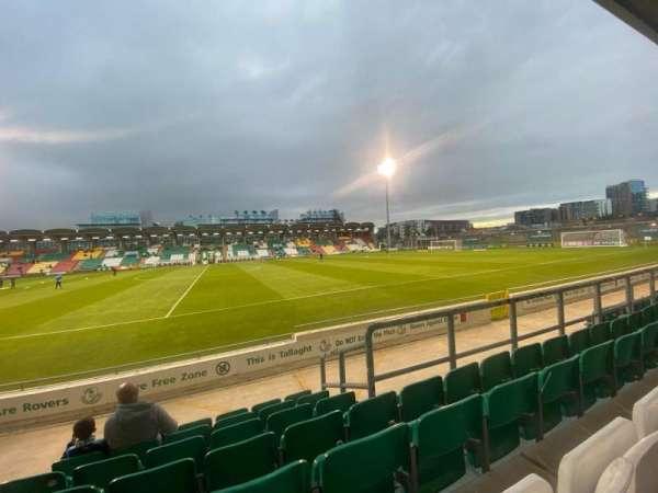 Tallaght Stadium, Bereich: N, Reihe: T, Platz: 90