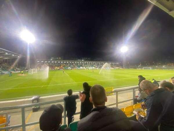 Tallaght Stadium, Bereich: P, Reihe: T, Platz: 170