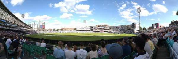 Kia Oval, Bereich: JM Finn Stand 8, Reihe: 7, Platz: 207