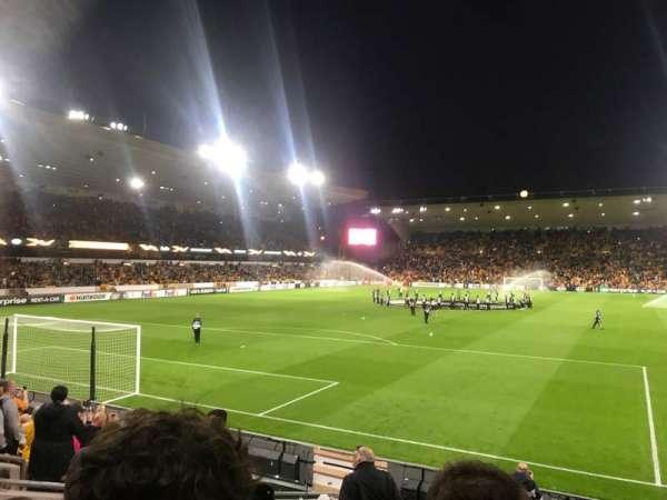Molineux Stadium, Bereich: NL2, Reihe: L, Platz: 35