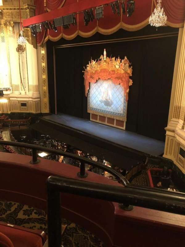 Boston Opera House , Abschnitt: Dress circle, Reihe: BB, Platz: 42