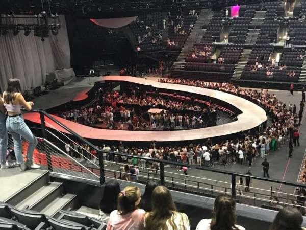 AccorHotels Arena, Abschnitt: Balcon P, Reihe: 86, Platz: 01