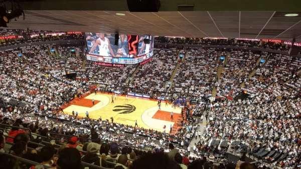 Scotiabank Arena, Abschnitt: 307, Reihe: 17, Platz: 15