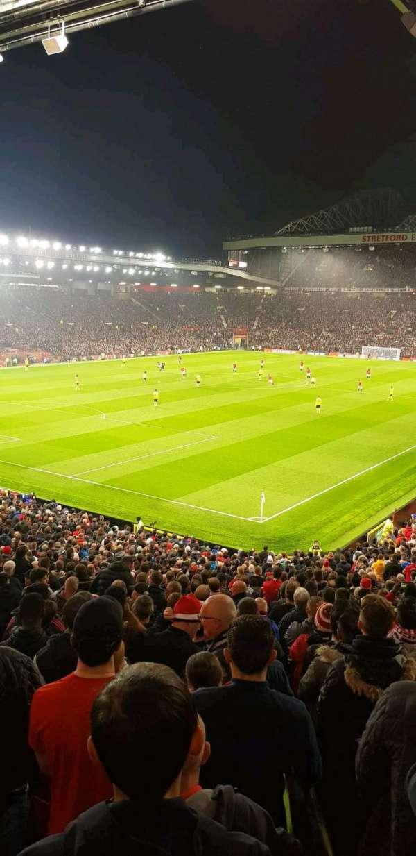 Old Trafford, Abschnitt: E239, Reihe: 22, Platz: 6