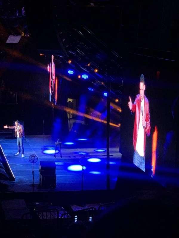 Madison Square Garden, Abschnitt: 109, Reihe: 18, Platz: 7
