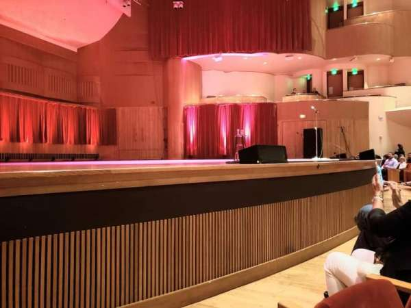 Joseph Meyerhoff Symphony Hall, Abschnitt: Orchestra Left, Reihe: C, Platz: 13 - 15
