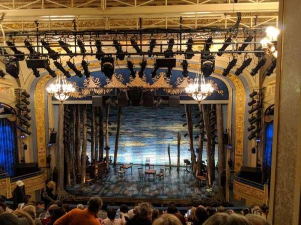 Gerald Schoenfeld Theatre, Bereich: Mezzanine C, Reihe: K, Platz: 110