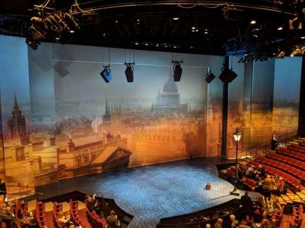 Vivian Beaumont Theater, Bereich: Loge LC, Reihe: A, Platz: 209