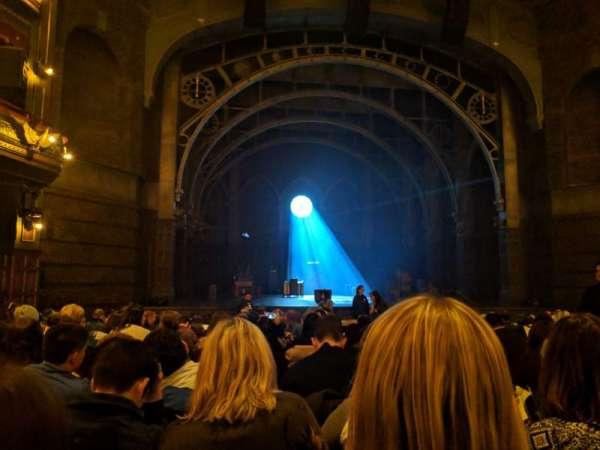 Lyric Theatre, Abschnitt: Orchestra L, Reihe: O, Platz: 9