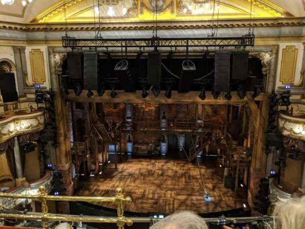 Victoria Palace Theatre , Bereich: Grand Circle, Reihe: C, Platz: 20