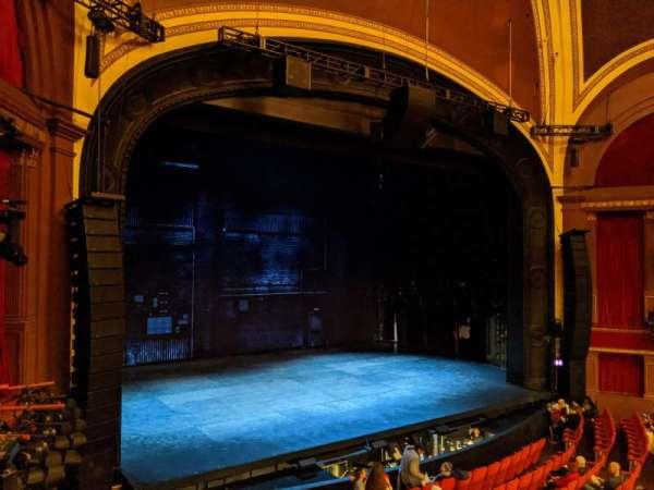 Broadway Theatre - 53rd Street, Bereich: Front Mezzanine L, Reihe: A, Platz: 10