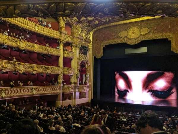 Palais Garnier, Abschnitt: 32-36, Reihe: 3, Platz: 20