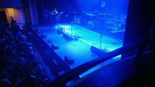 Capitol Theatre (Port Chester), Abschnitt: Box 4