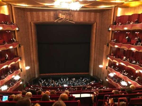 Metropolitan Opera House - Lincoln Center, Abschnitt: Balcony, Reihe: F, Platz: 101