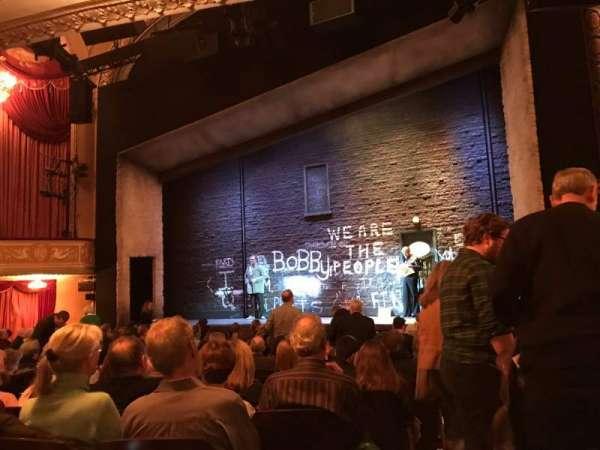 Bernard B. Jacobs Theatre, Abschnitt: Orch, Reihe: M, Platz: 6