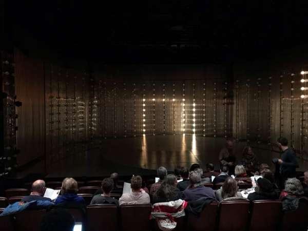 Mainstage Theatre at Playwrights Horizons, Bereich: Mainstage, Reihe: F, Platz: 10