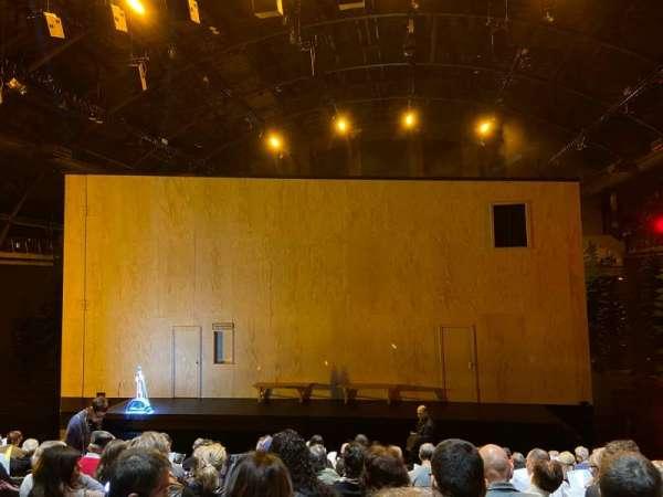 Park Avenue Armory, Bereich: Orchestra, Reihe: K, Platz: 26