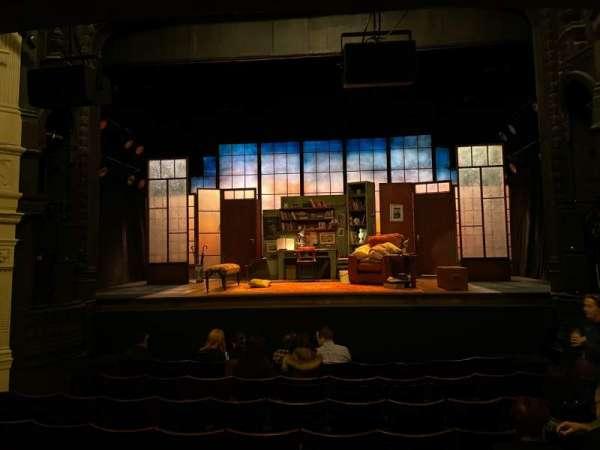 Ambassadors Theatre, Bereich: Stalls, Reihe: J, Platz: 10