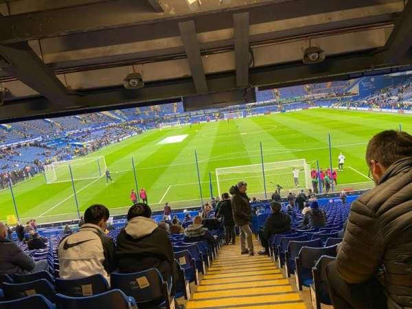Stamford Bridge, Bereich: Matthew Harding Lower, Reihe: HH, Platz: 0082