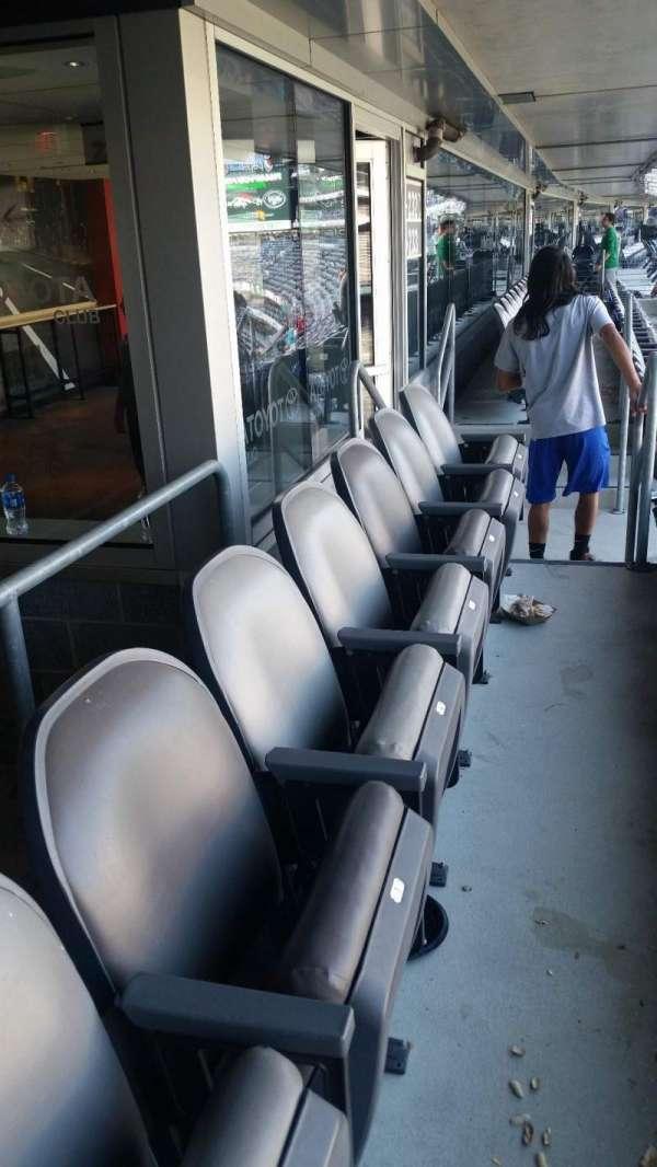 Metlife Stadium, Abschnitt: 232C, Reihe: 14, Platz: 3