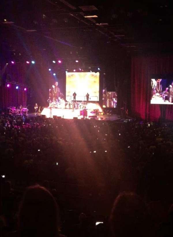 Hard Rock Live at Etess Arena, Abschnitt: 205