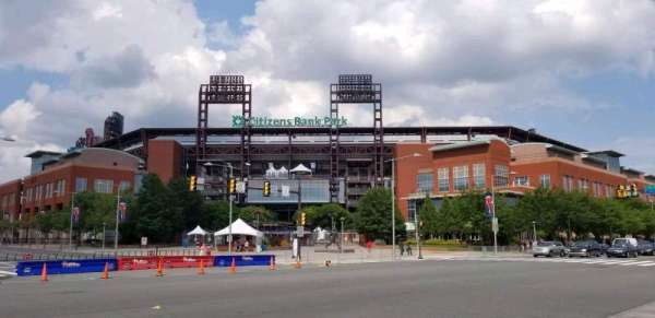 Citizens Bank Park, Abschnitt: Third Base Gate