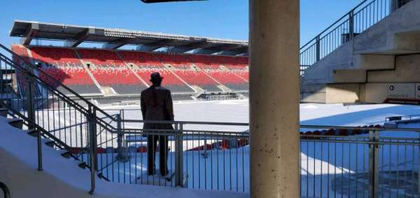 TD Place Stadium, Bereich: Z
