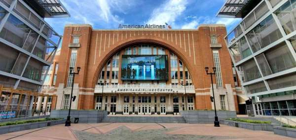 American Airlines Center, Bereich: South Entrance