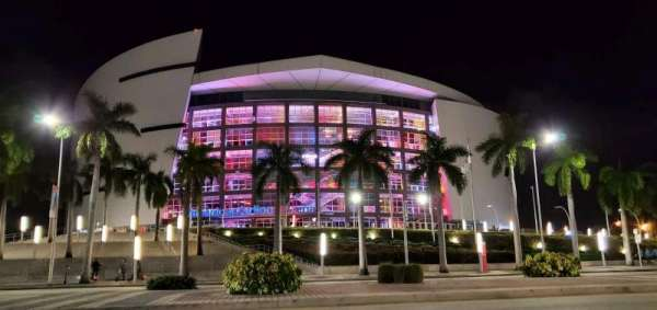 American Airlines Arena, Bereich: Gate 2