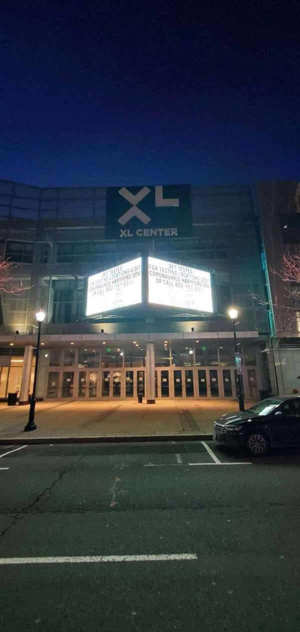 XL Center, Bereich: Main Entrance