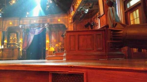 Bernard B. Jacobs Theatre, Abschnitt: orchestra, Reihe: A, Platz: 8