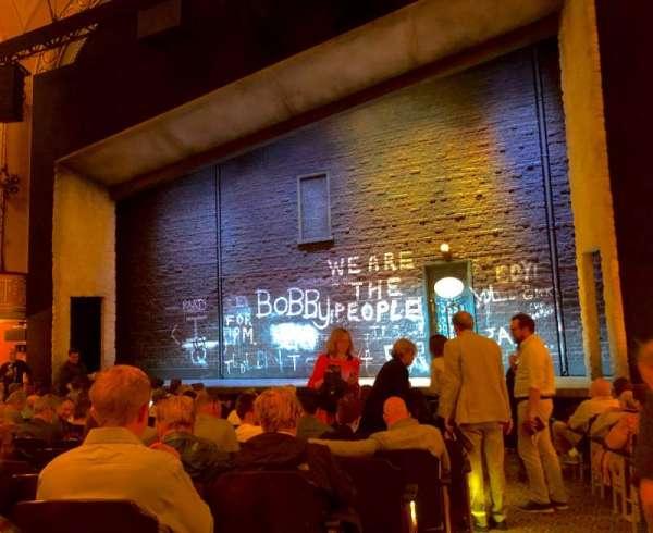 Bernard B. Jacobs Theatre, Abschnitt: Orchestra R, Reihe: L, Platz: 2