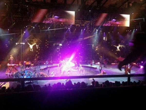 Royal Farms Arena, Abschnitt: 209, Reihe: A, Platz: 15