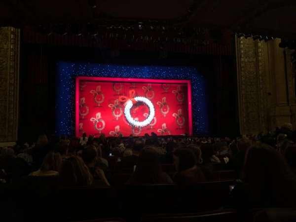 Chicago Theatre, Abschnitt: MNFL4L, Reihe: J, Platz: 419