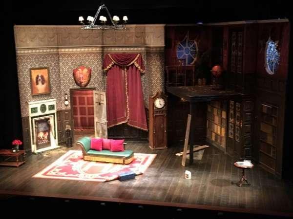Lyceum Theatre (Broadway), Abschnitt: Center Mezzanine, Reihe: A, Platz: 101