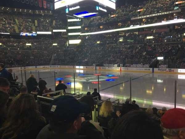 Nationwide Arena, Abschnitt: 113, Reihe: L, Platz: 6