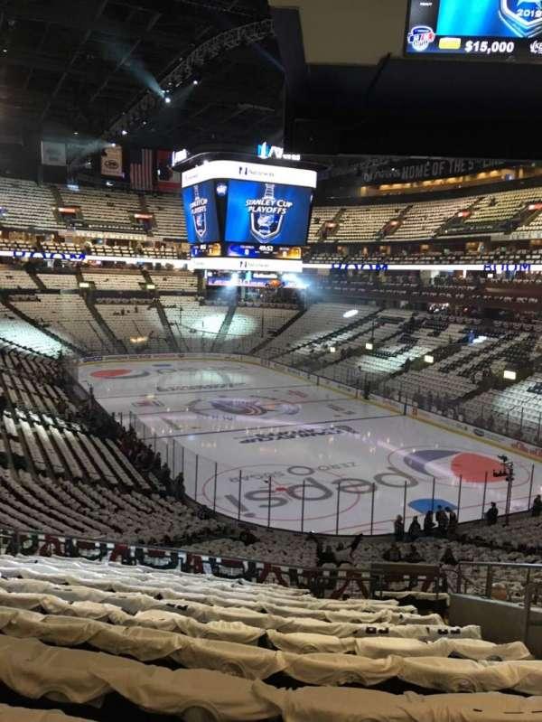 Nationwide Arena, Abschnitt: 122, Reihe: MM, Platz: 7
