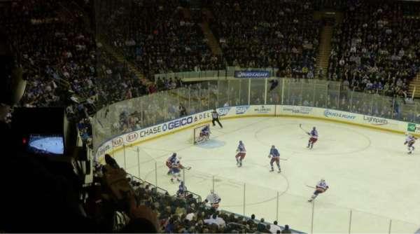 Madison Square Garden, Bereich: 224, Reihe: 3, Platz: 7