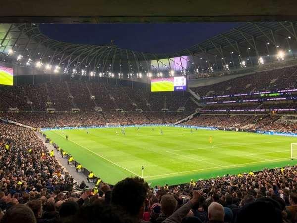 Tottenham Hotspur Stadium, Abschnitt: 115, Reihe: 30, Platz: 469