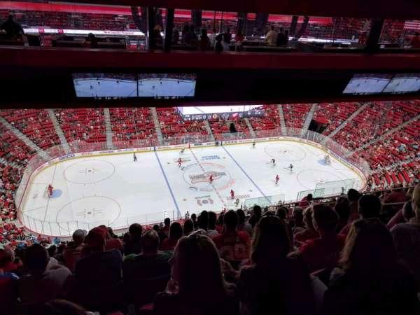 Little Caesars Arena, Abschnitt: 228, Reihe: 12, Platz: 4