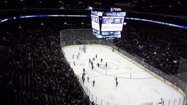 Nationwide Arena, Abschnitt: 226, Reihe: P, Platz: 11